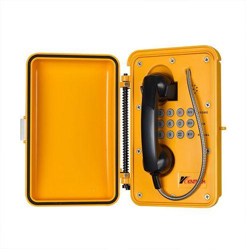 VoIP industrial telephone / analog / IP66 / IP67