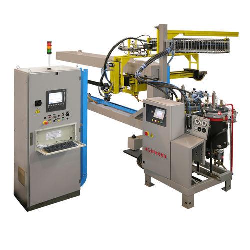 PU foam dosing unit / automatic / digital
