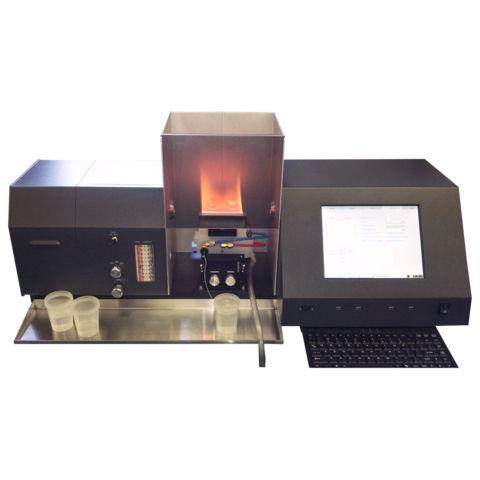 atomic absorption spectrophotometer / UV-Vis / benchtop / single-beam