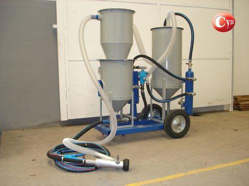 manual sandblasting machine