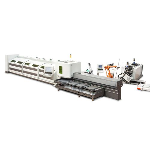 fully-electric bending machine / for tubes / CNC / 9-axis