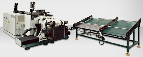 fully-electric bending machine / for tubes / profile / CNC