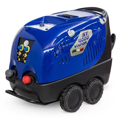 steam cleaner / diesel engine / mobile