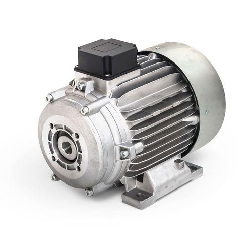 three-phase motor / single-phase / asynchronous / 400 V