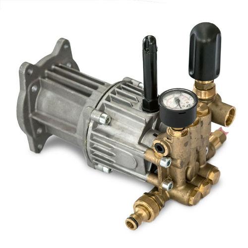 water pump / electric / normal priming / industrial