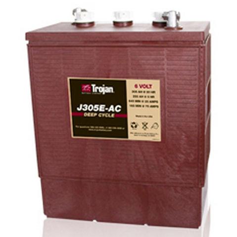 deep cycle battery / liquid electrolyte