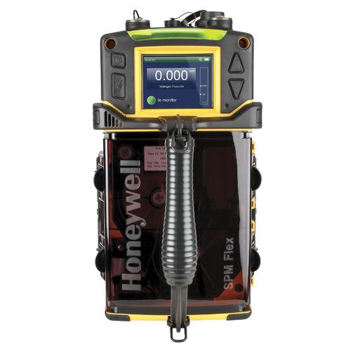 toxic gas detector / gas / portable