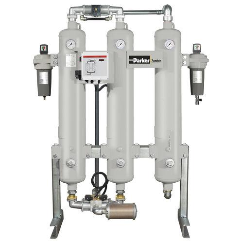 heatless adsorption compressed air dryer