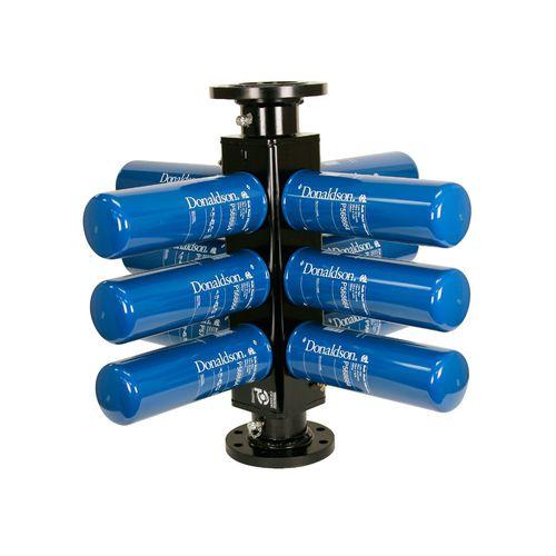multi-channel manifold / steel / for oil