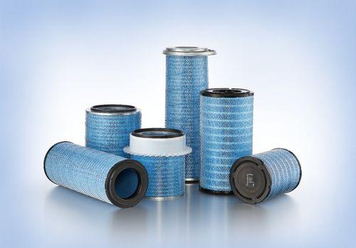 air filter cartridge / fine / cellulose fiber / for general purpose