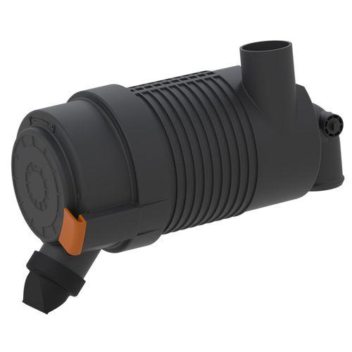 cartridge filter housing / for air