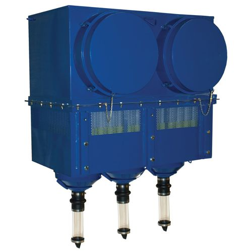 cartridge filtration unit