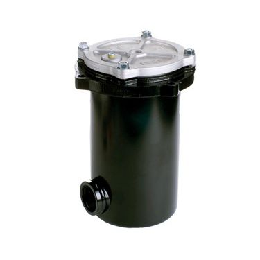 hydraulic filter / basket / process / suction
