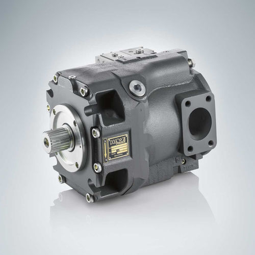 hydraulic axial piston pump / variable-displacement / high-speed / tandem