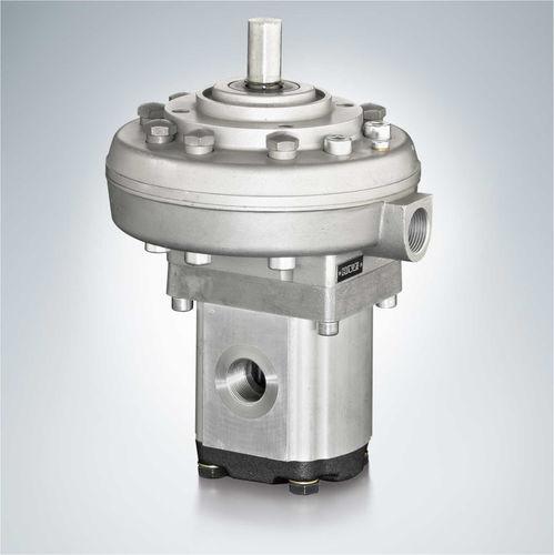 hydraulic radial piston pump / high-efficiency / two-stage / modular