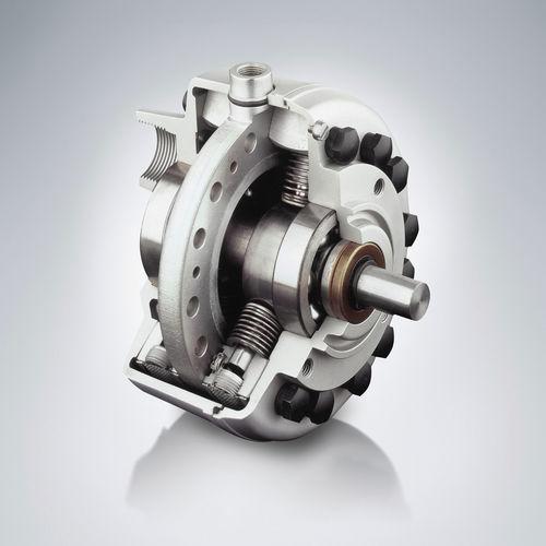 hydraulic radial piston pump / modular / compact