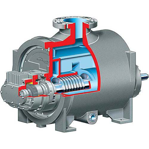 multiphase pump
