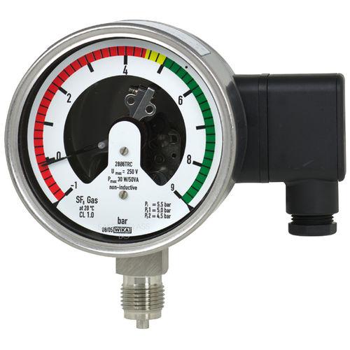density monitoring device / alarm / environmental / SF6