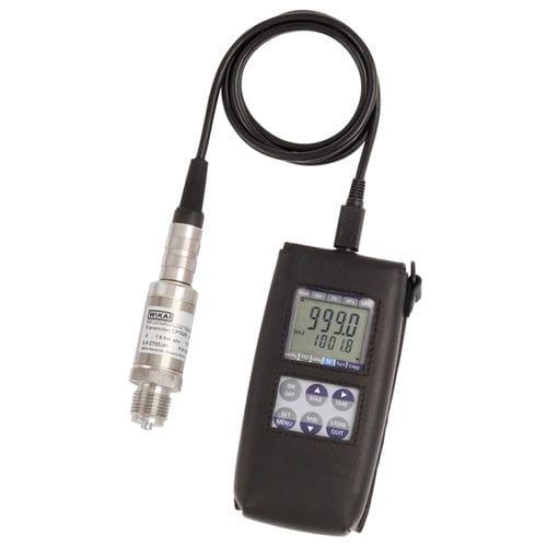 pressure measuring instrument / differential / industrial / portable