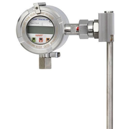 magnetostrictive level sensor