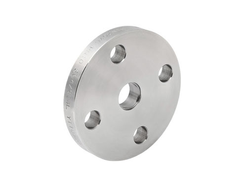 pipe flange / stainless steel