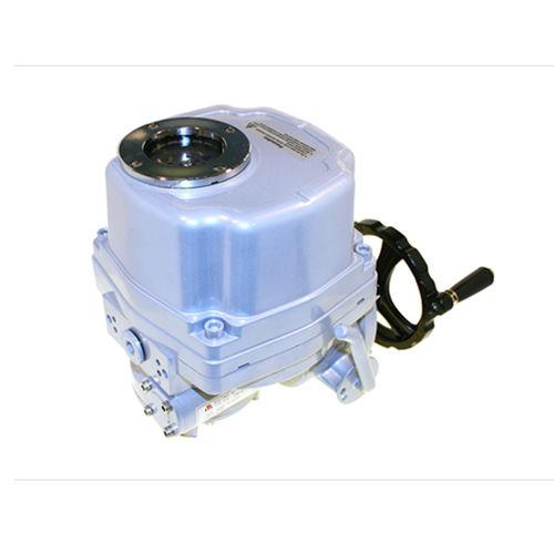 electric valve actuator / 90° / compact / aluminum