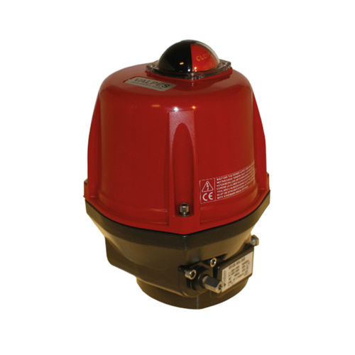 electric valve actuator / 90° / aluminum / with integrated limit switch