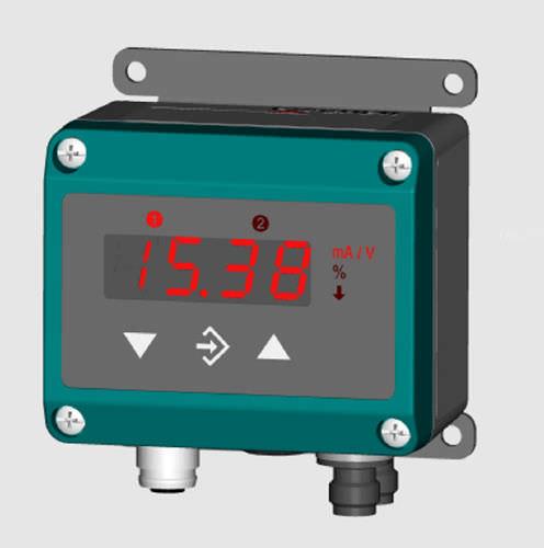 liquid level indicator / electronic / digital / for tanks