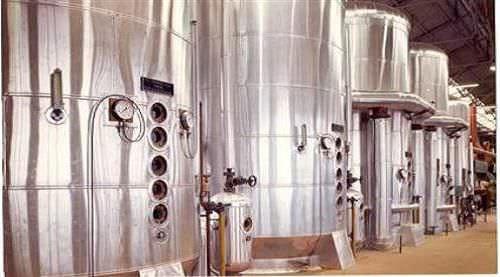 rising film evaporator / process / for liquids
