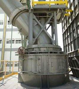 rotor classifier mill