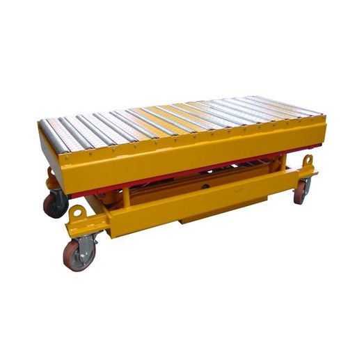 lifting platform / mobile / hydraulic