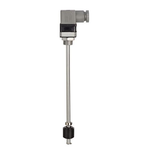magnetic float level switch / for liquids / reed switch / single-point