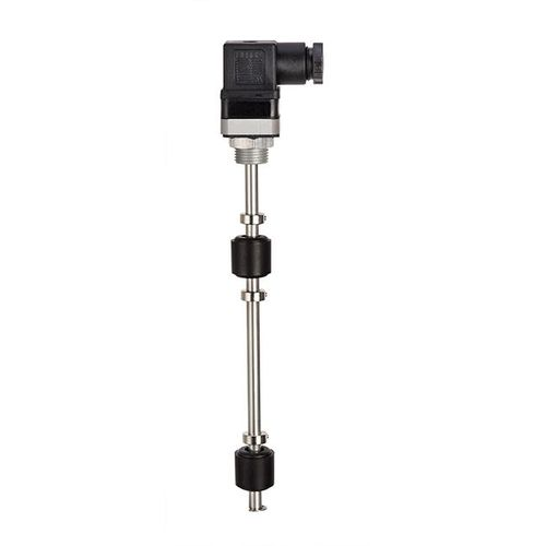 magnetic float level switch / for liquids / multi-point / reed switch
