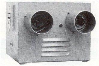 tube deburring machine / stationary