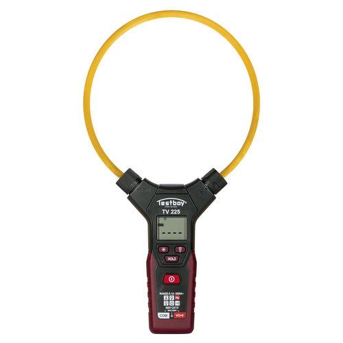digital clamp meter / portable / 600 V / cat IV