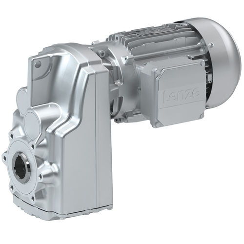 shaft-mounted gearbox / helical / parallel-shaft / low-backlash