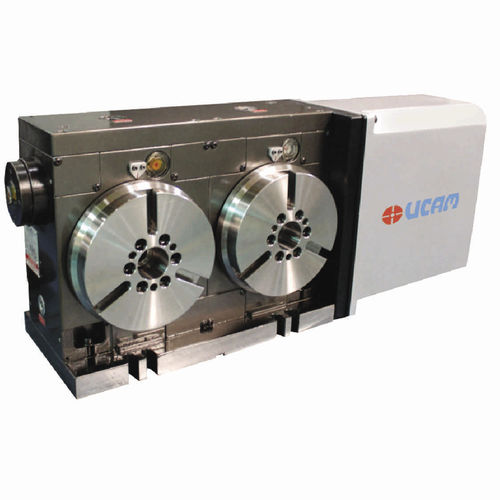 multi-spindle rotary table / motor-driven / horizontal / vertical