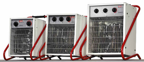electric air heater unit / mobile