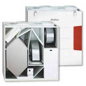 centralized ventilation unit / heat-recovery