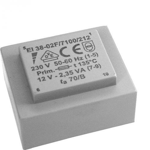 power transformer / encapsulated / safety / PCB