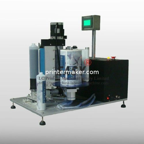 semi-automatic labeler / horizontal / side / for the pharmaceutical industry