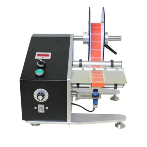 label dispenser / automatic / electronically controlled