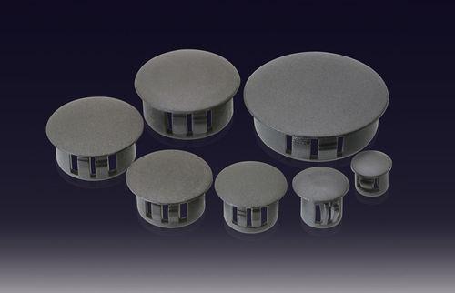 round plug / male / polyamide / protection