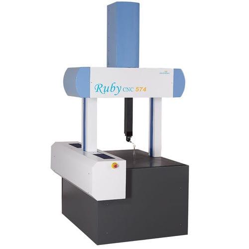 bridge coordinate measuring machine