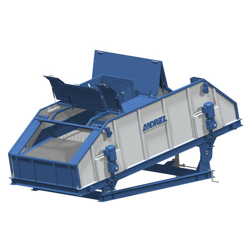 magnetic plate separator / waste / waste recycling