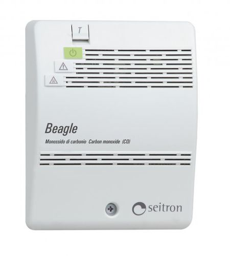 CO detector / gas