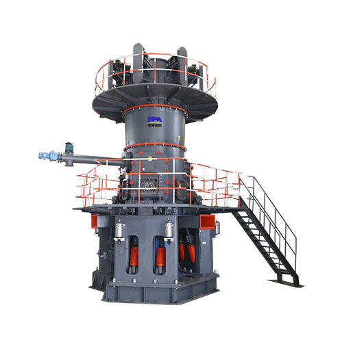 vertical roller grinding mill - Shibang Industry & Technology Group Co., Ltd.