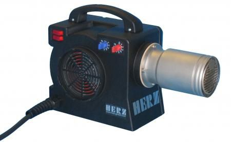 hot air blower / single-stage / compact