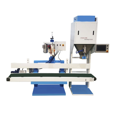 vertical bagging machine / flow-pack / weight / for the food industry