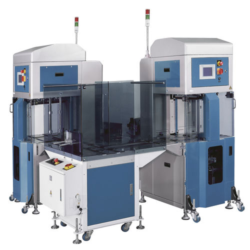 fully-automatic strapping machine / for cartons / for parcels / for magazines and newspapers